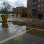 Spoleto, pavimento centro commerciale EMI allagato (FOTO)