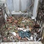Spoleto, il cimitero di San Giacomo è in uno stato di degrado