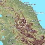 Terremoto nella notte sui Monti Sibillini