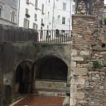 """Spoleto, la foto del giorno è """"Lavatoi in piazza Duomo"""" di Pierina Neri"""
