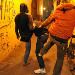 Borgo Trevi, festa di compleanno si trasforma in raid vandalico