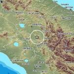 Due terremoti sui Monti Martani
