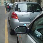 Spoleto, in piazza Campello (e non solo) strisce gialle per residenti