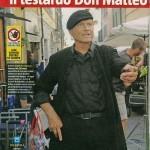 Spoleto, la città su Tv Sorrisi e Canzoni con Don Matteo (foto)