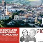 """Cronaca, """"Sinestesia di Spoleto"""": l'articolo di Michael Gregorio su Panorama"""