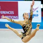 Spoleto, il Comune premia la ginnasta Andreea Stefanescu