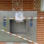Spoleto, ancora fuori servizio la fontanella Vus di Piazza D'Armi