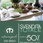 Spoleto, Idea Regalo: tutto al 50% fino al 31 dicembre