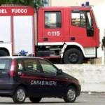 Spoleto, incidente stradale a La Bruna: due feriti