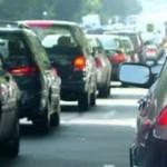 Spoleto, traffico in tilt in viale Marconi