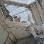 Spoleto, scalinata di piazza Pianciani a rischio chiusura