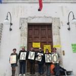 Primo maggio a Spoleto, precari e disoccupati protestano sotto il Comune