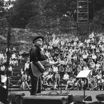 Spoleto, per la prima volta in Italia Tim Robbins in concerto
