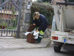 raccolta porta a porta rifiuti